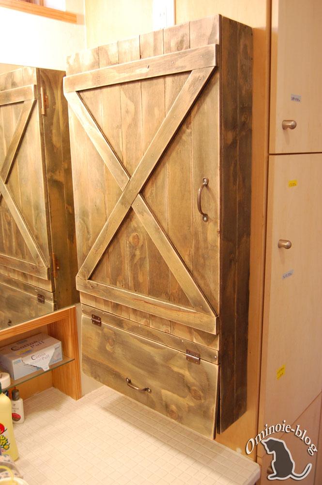 【投稿サンプル】針葉樹合板で作るウォールシェルフ
