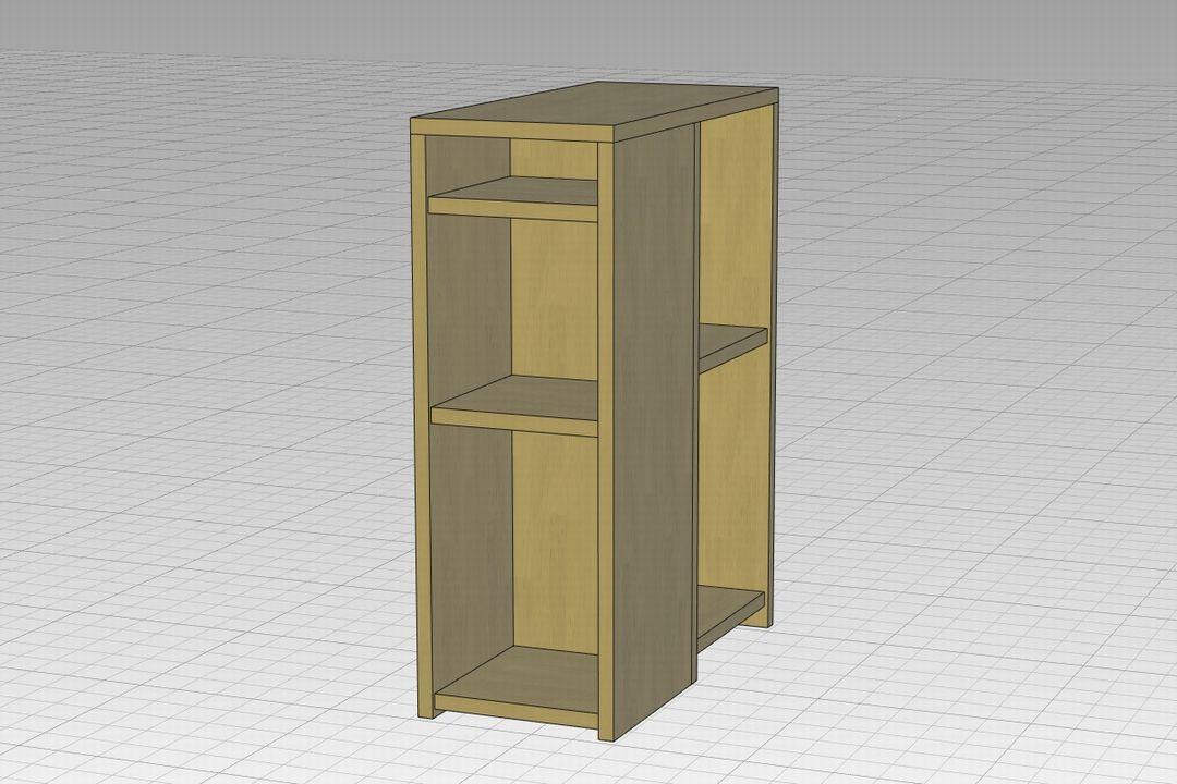 棚脚の机3